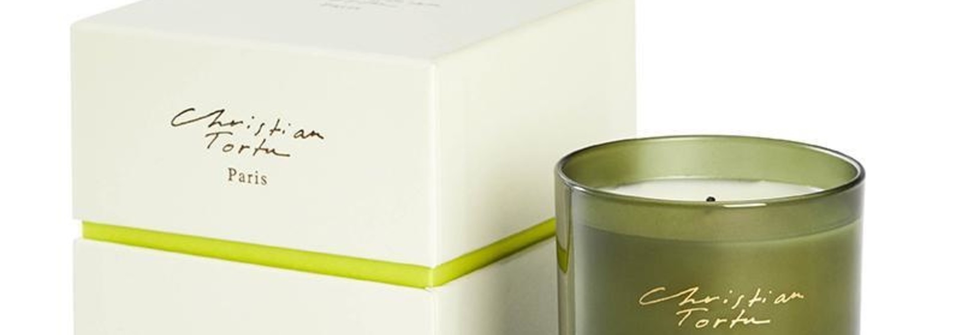 Vert Frais - Scented Candle