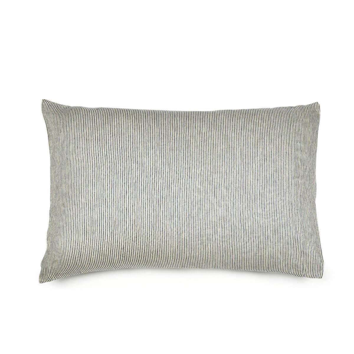 Pillow Sham - The Workshop Stripe-2