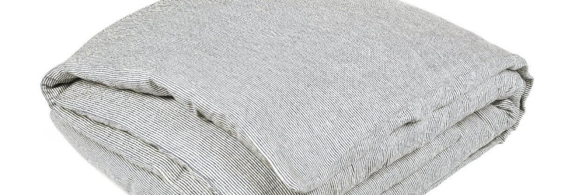 Duvet Cover -  The Workshop Stripe