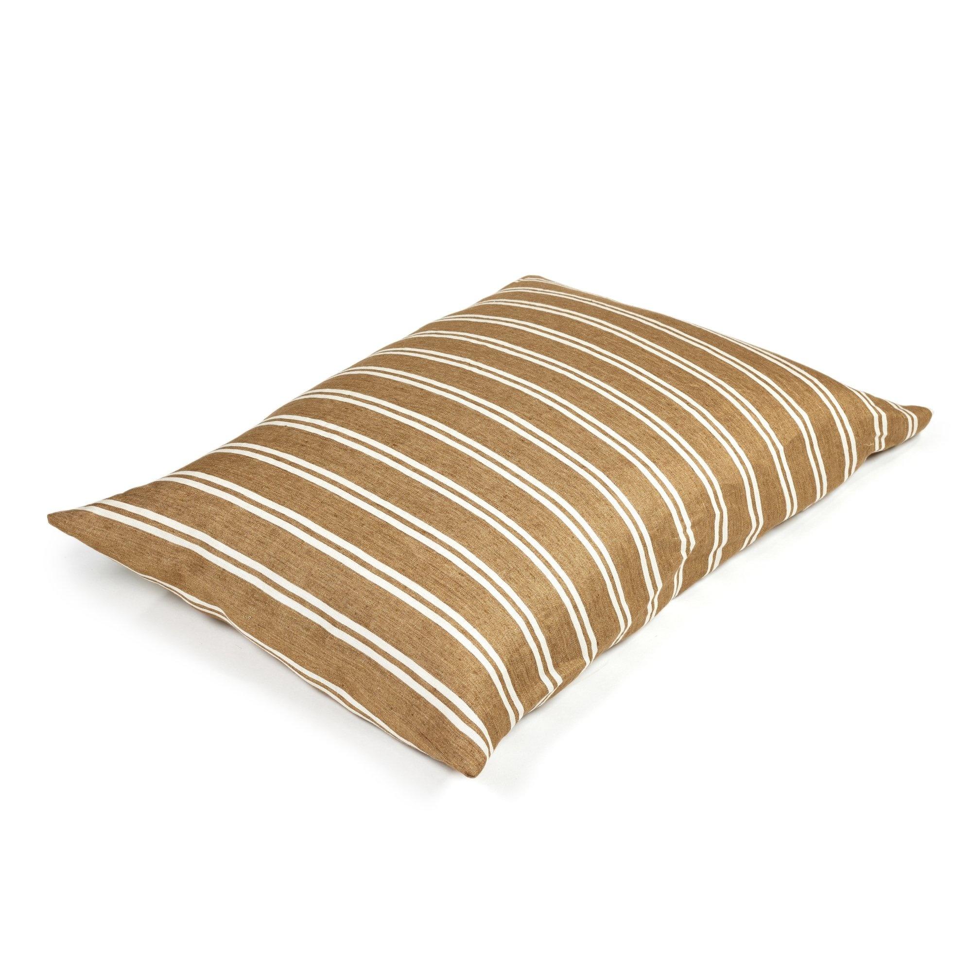 Pillow Sham - Canal Stripe-1