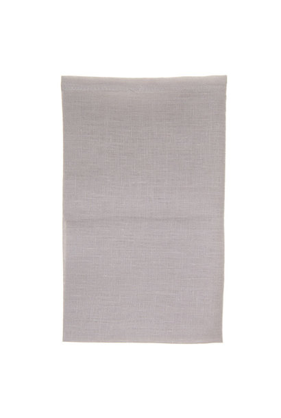 Vence Linen Napkin - Light Grey