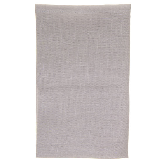 Vence Linen Napkin - Light Grey-1