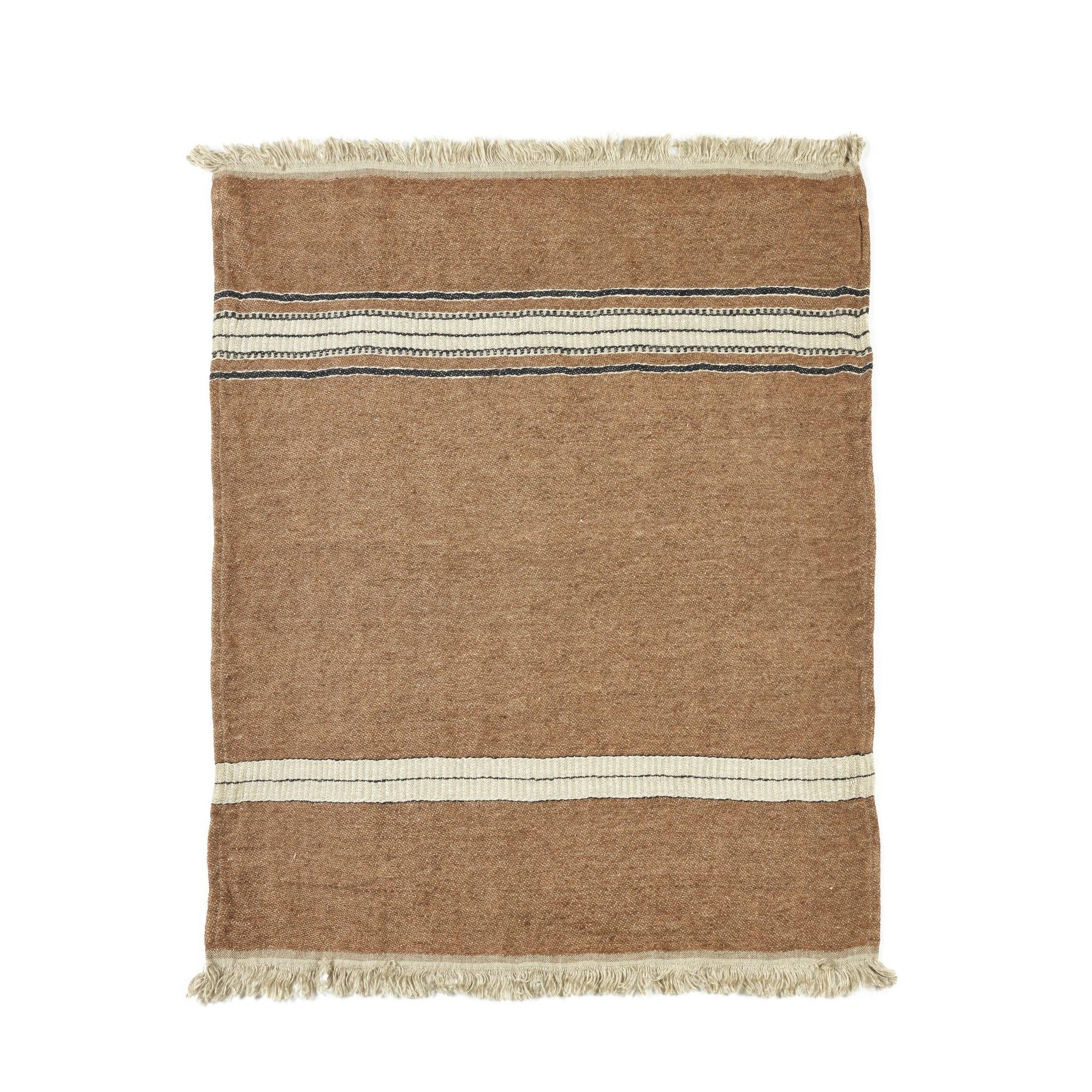 Bruges Stripe - Bath Towel-2
