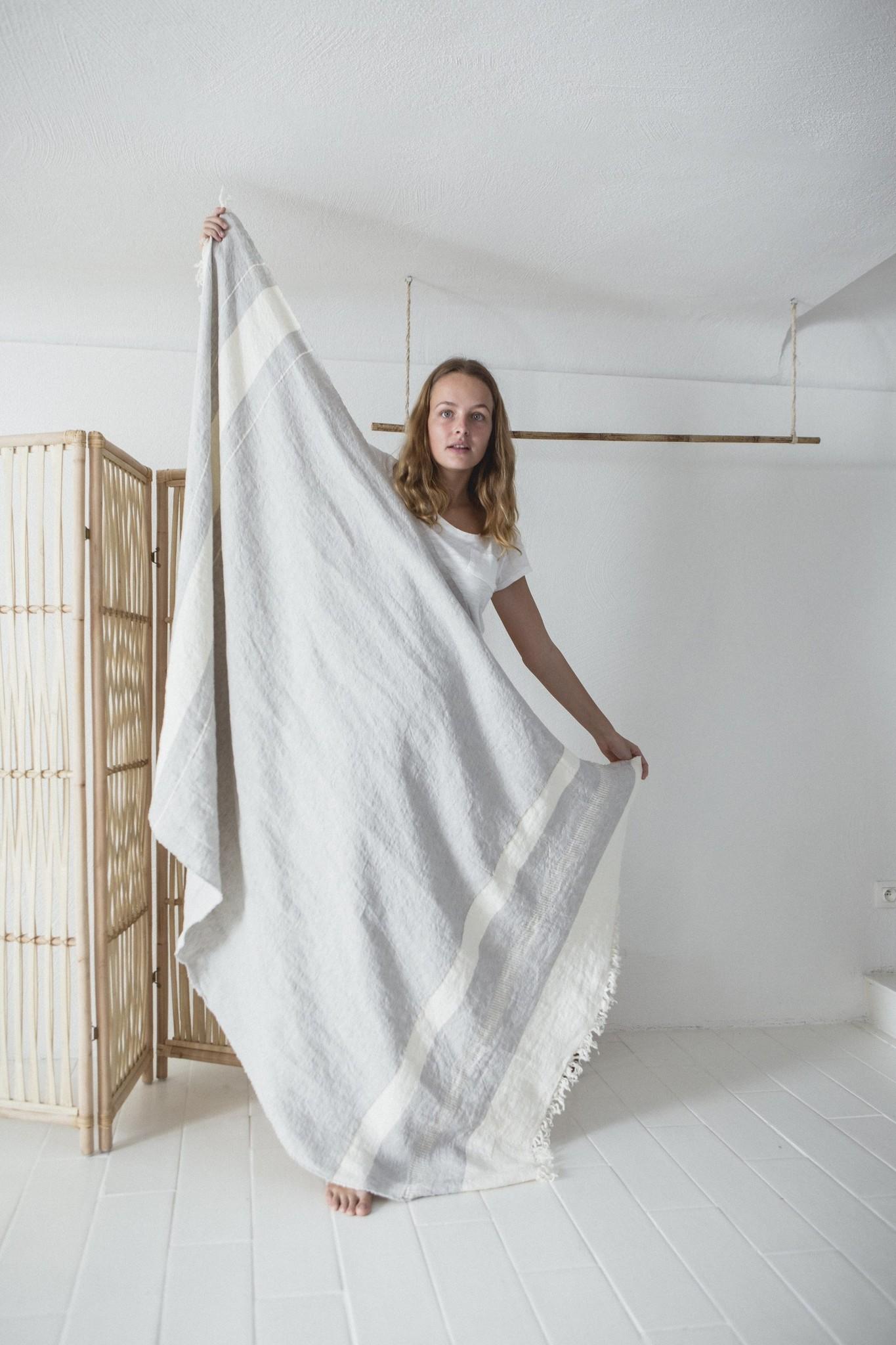 Gent Stripe - Bath Towel-3