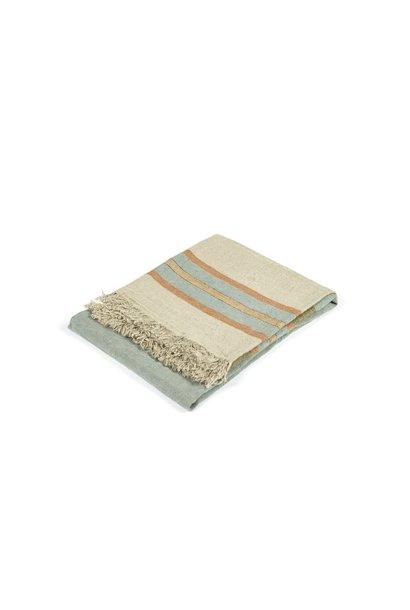 Multi Stripe - Guest Towel