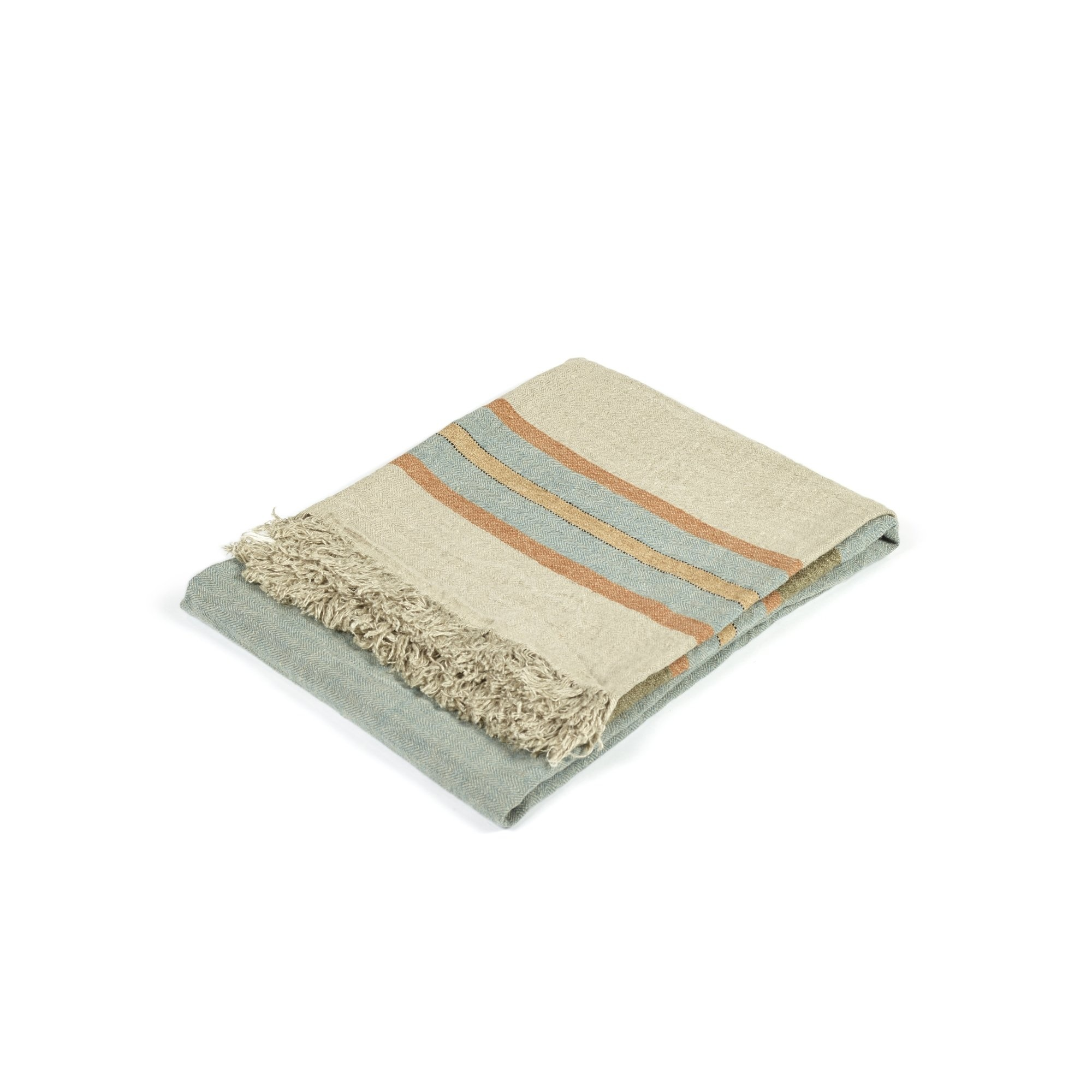 Multi Stripe - Guest Towel-1