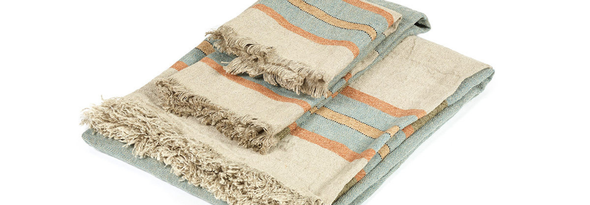 Multi Stripe - Bath Towel