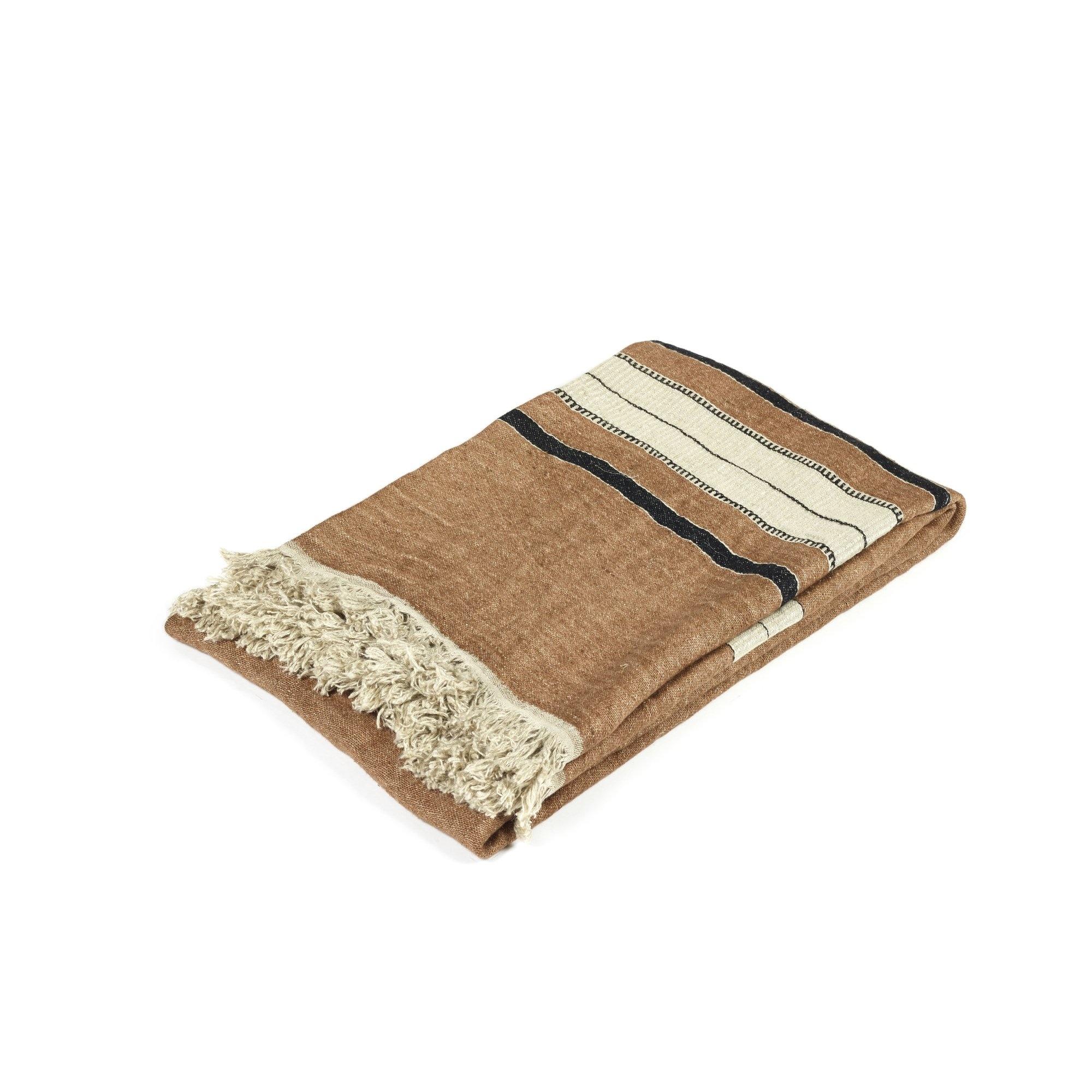 Bruges Stripe - Bath Towel-1
