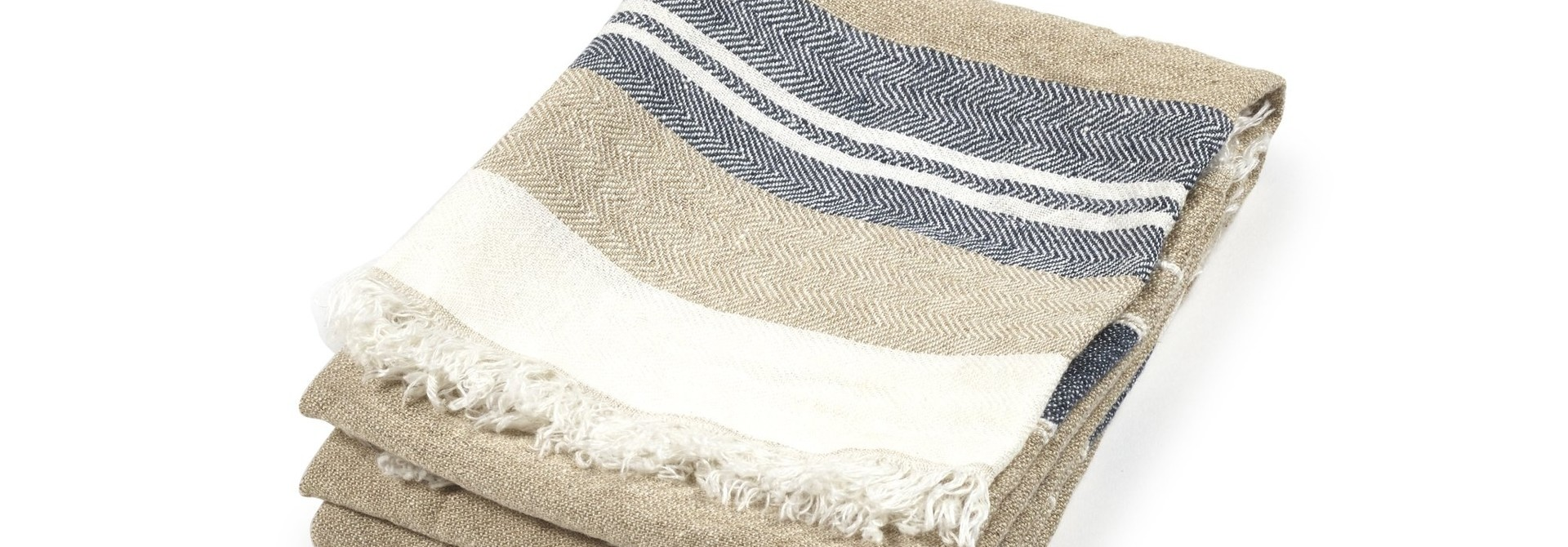 Bastion Stripe - Bath Towel