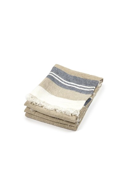 Bastion Stripe - Bath Towel