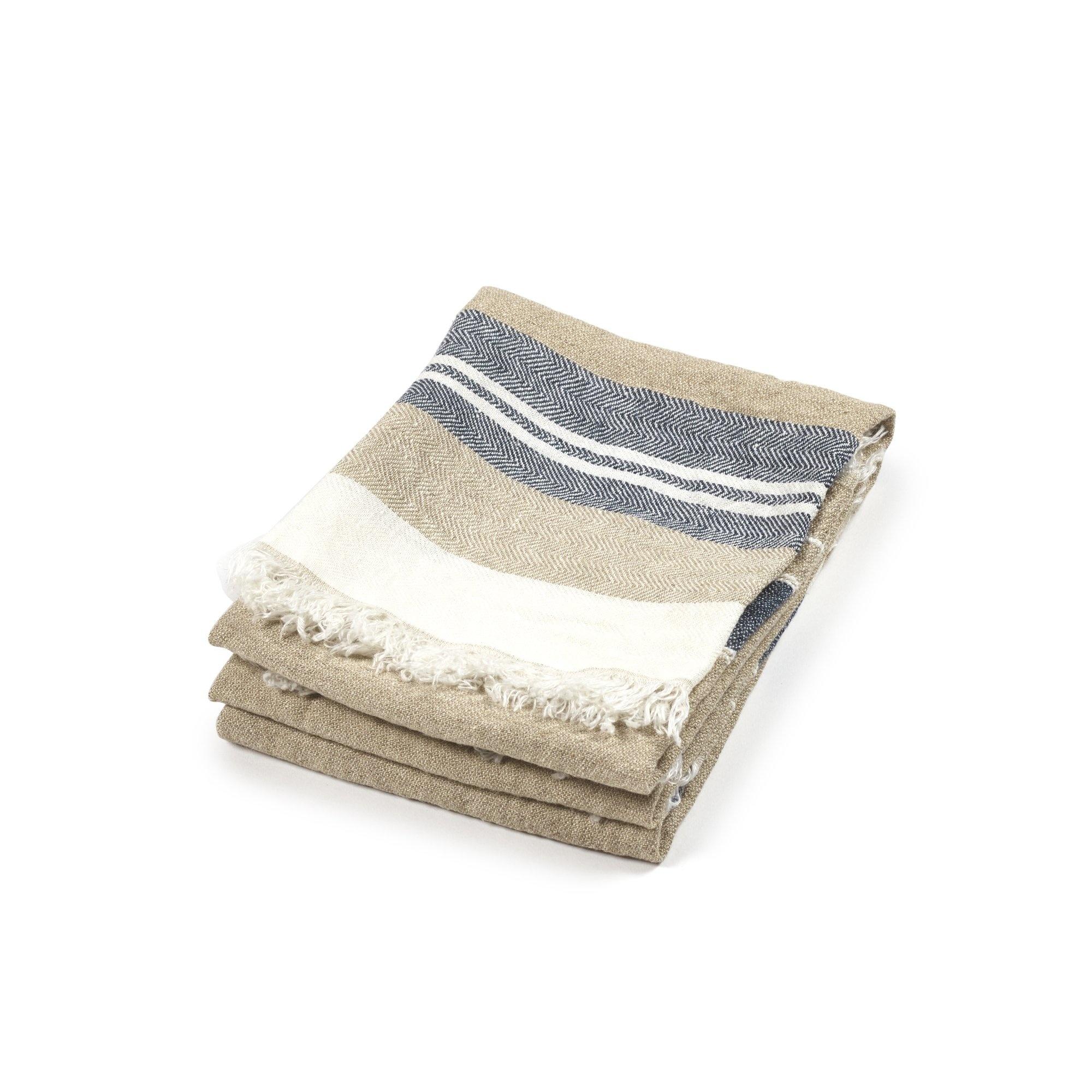 Bastion Stripe - Bath Towel-1