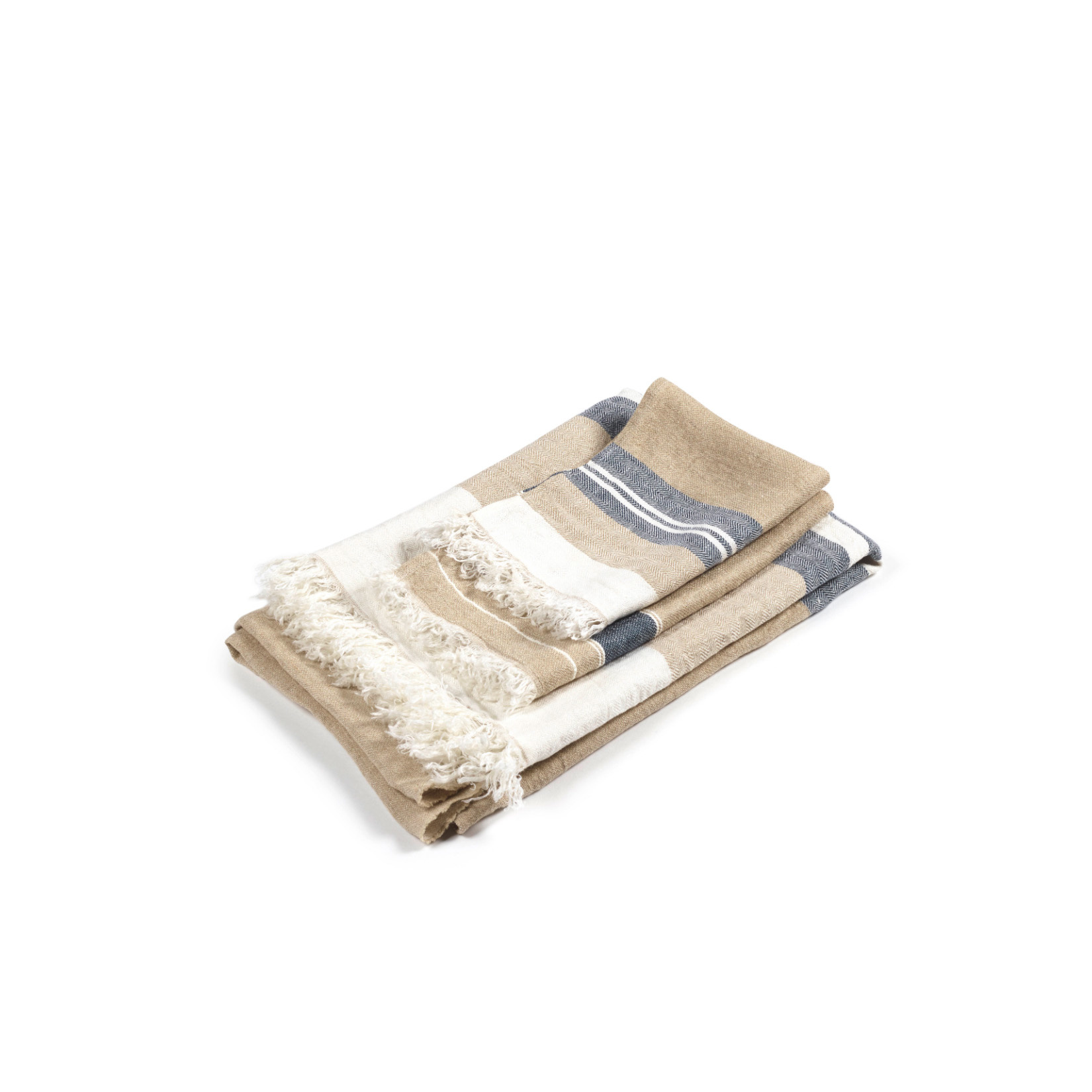 Bastion Stripe - Bath Towel-3