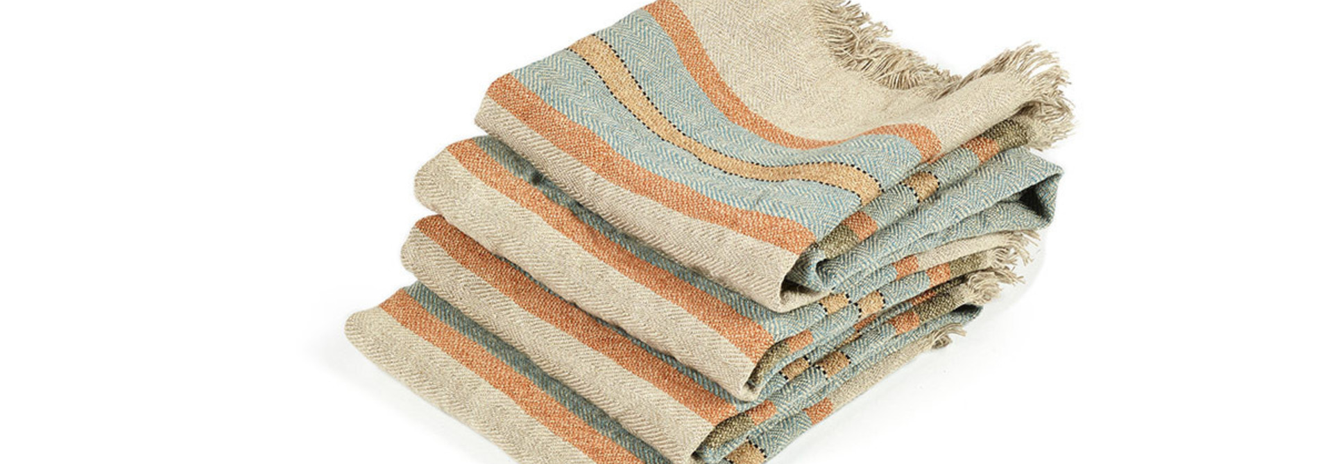 Multi Stripe - Hand Towel