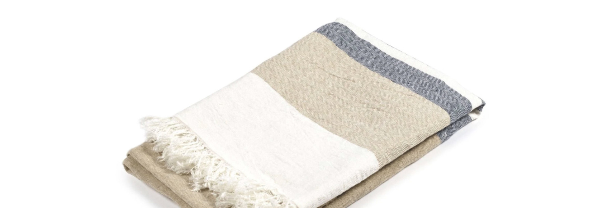Bastion Stripe - Guest Towel