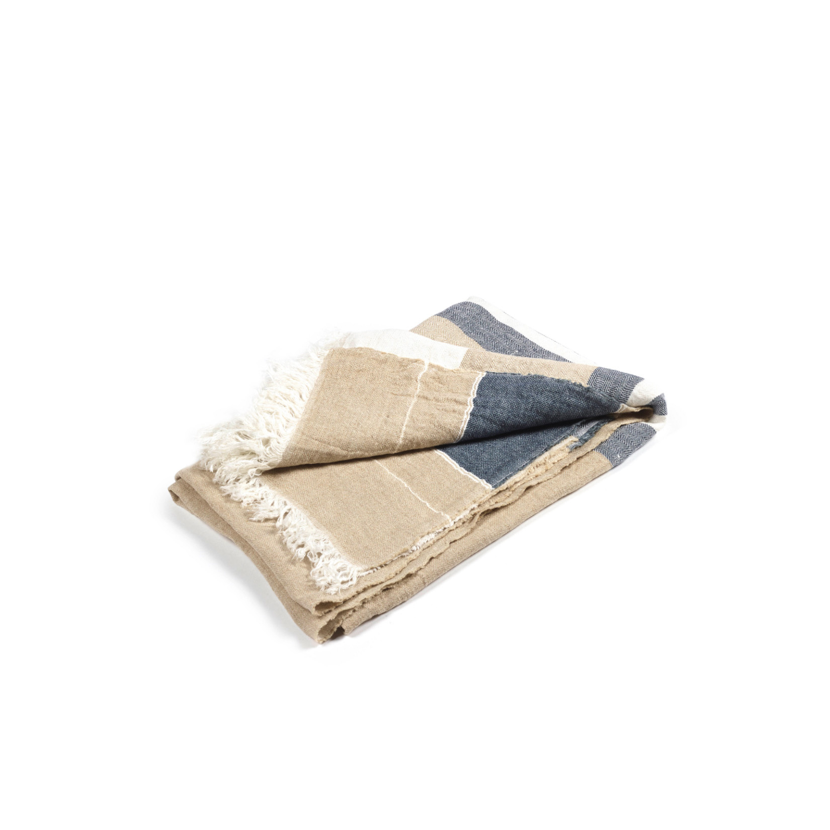 Bastion Stripe - Guest Towel-3