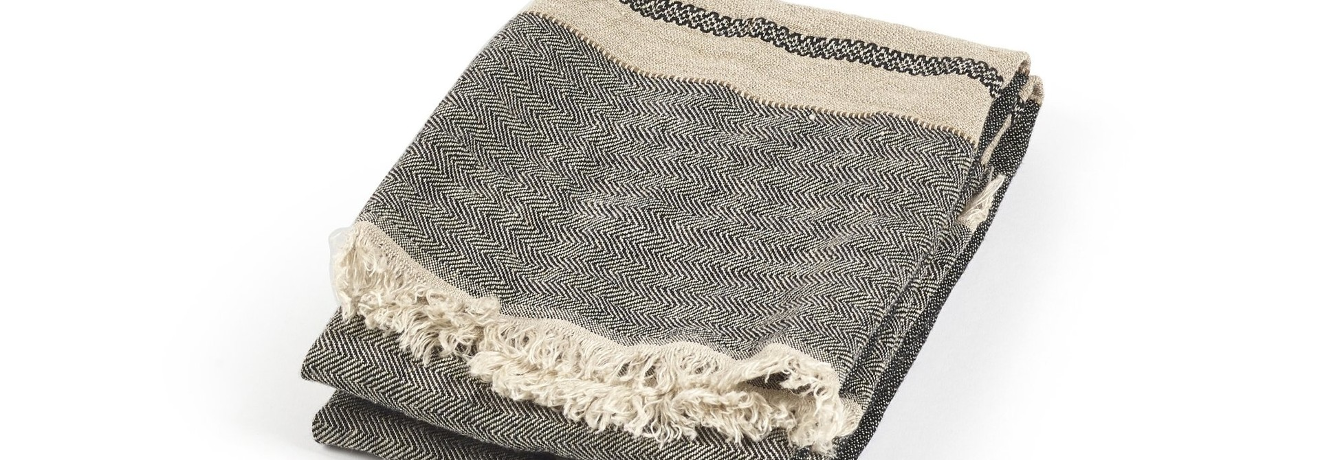 Tack Stripe - Bath Towel