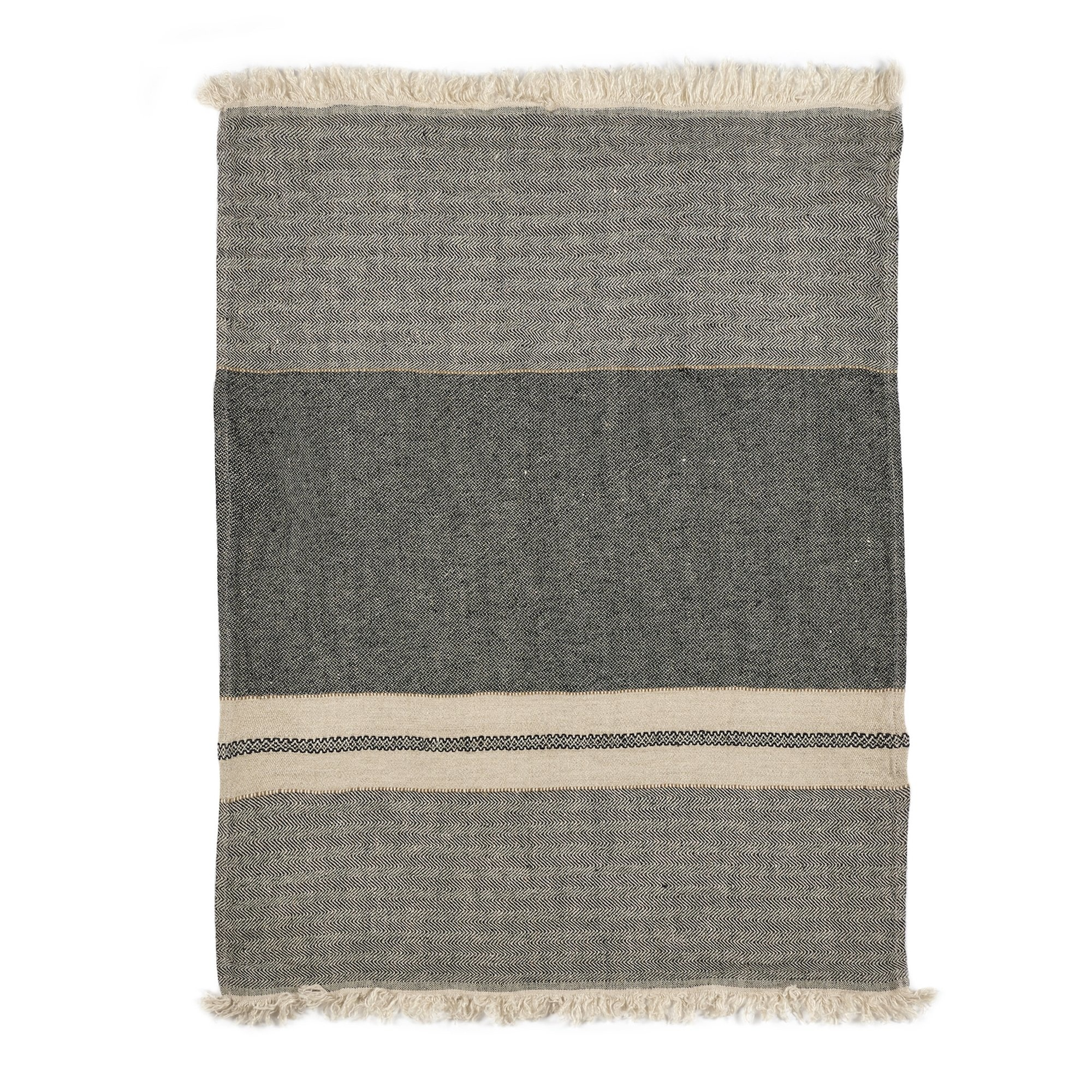 Tack Stripe - Guest Towel-2