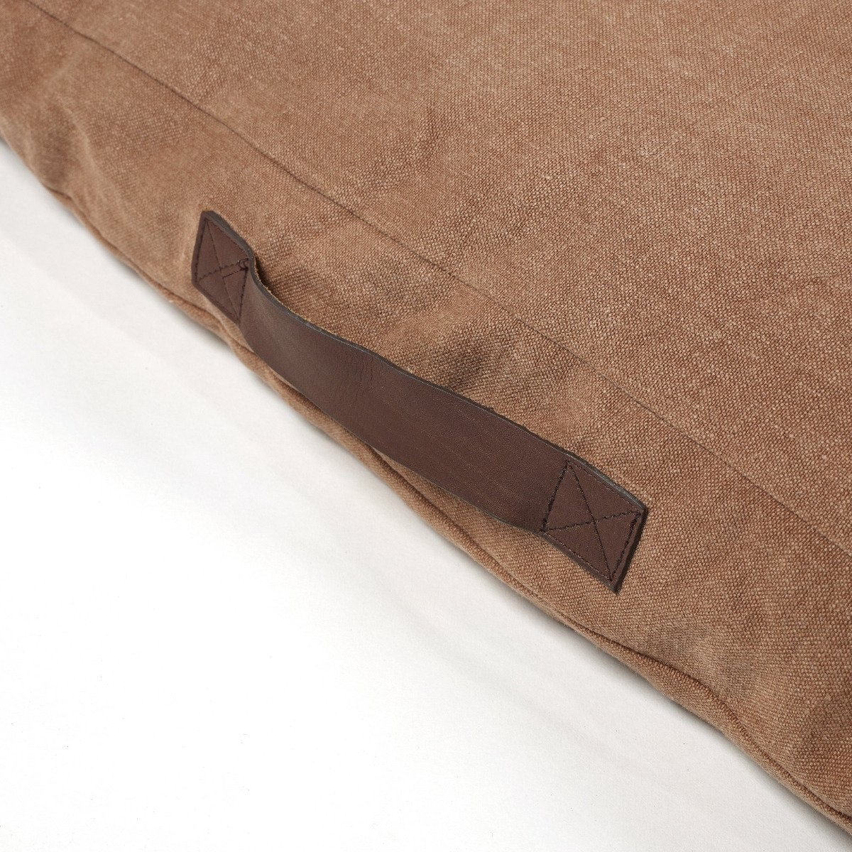 Leroy Floor Cushion - Red Earth-2