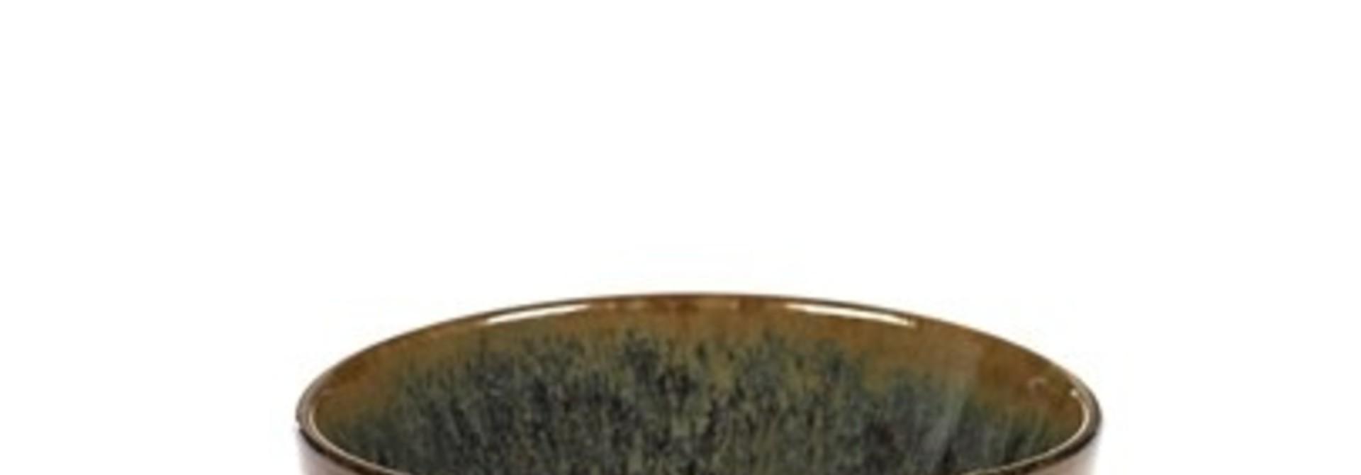 "4.5"" Ceramic Bowl - Indi Grey"