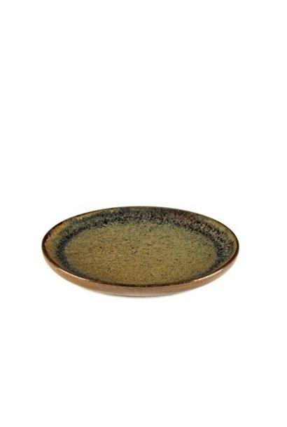 "6"" Ceramic Plate - Indi Grey"