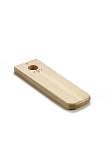 "12"" Contour Serving Board - Natural-1"