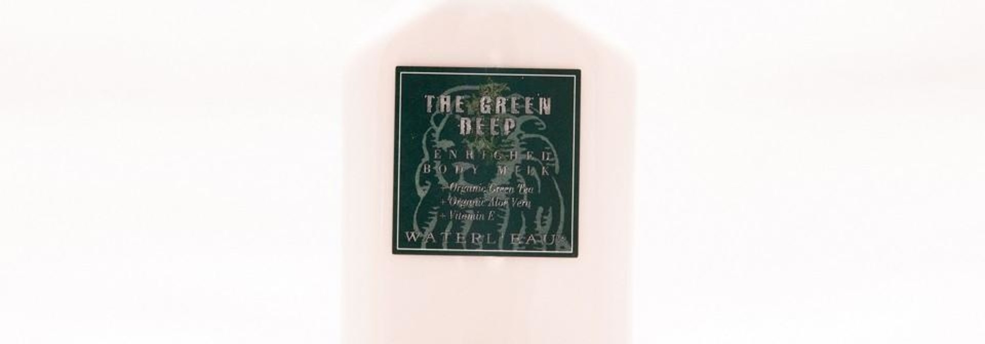 The Green Deep - Body Milk