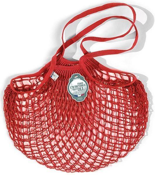 Filt Woven Cotton Bag - Poppy-1