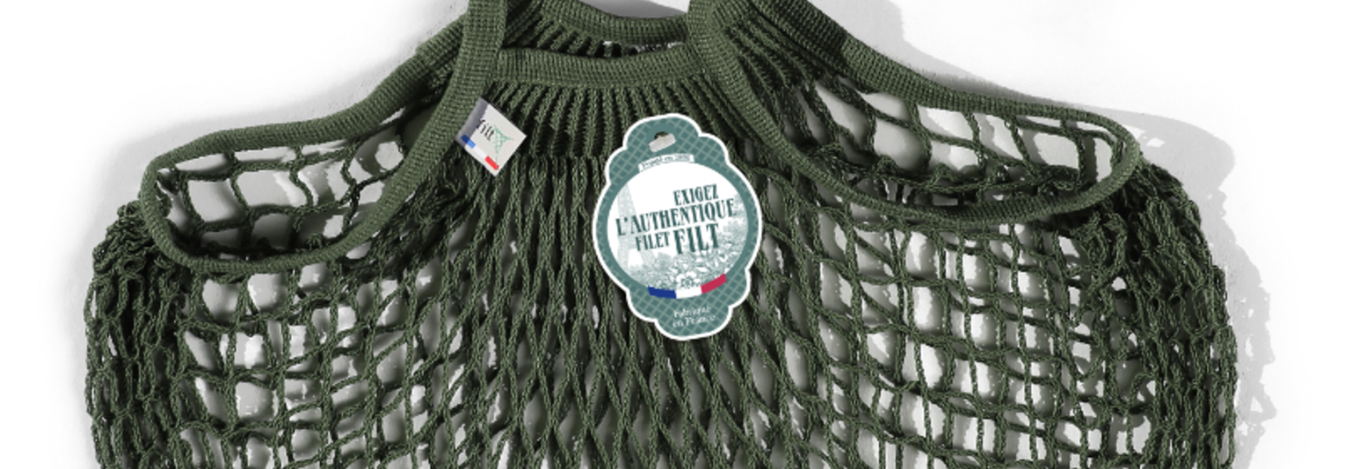 Filt Woven Cotton Bag - Army Green