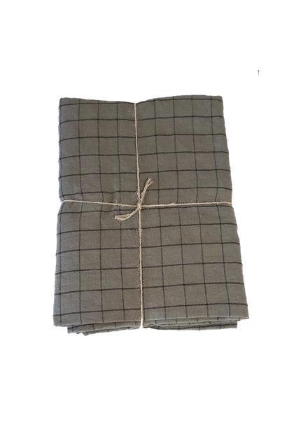Chieti Tablecloth - Khaki