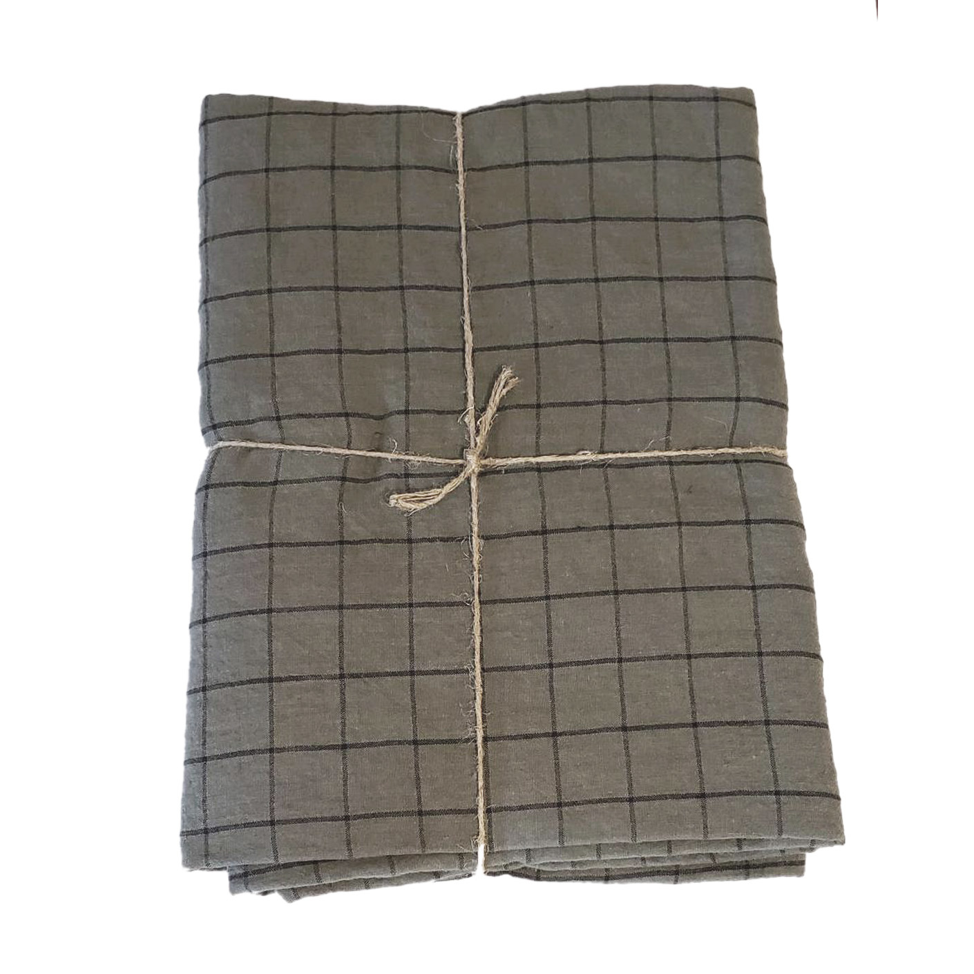 Chieti Tablecloth - Khaki-1
