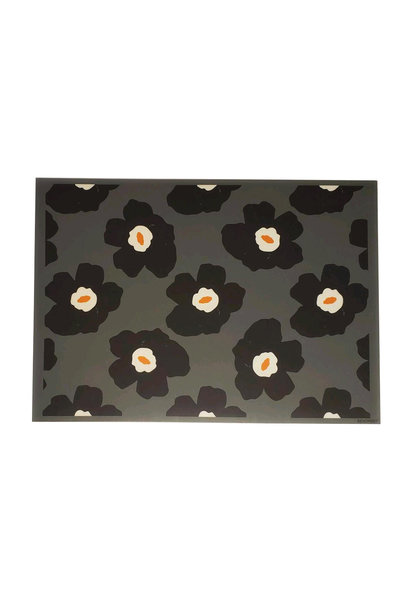 Rectangular Placemat - Flower