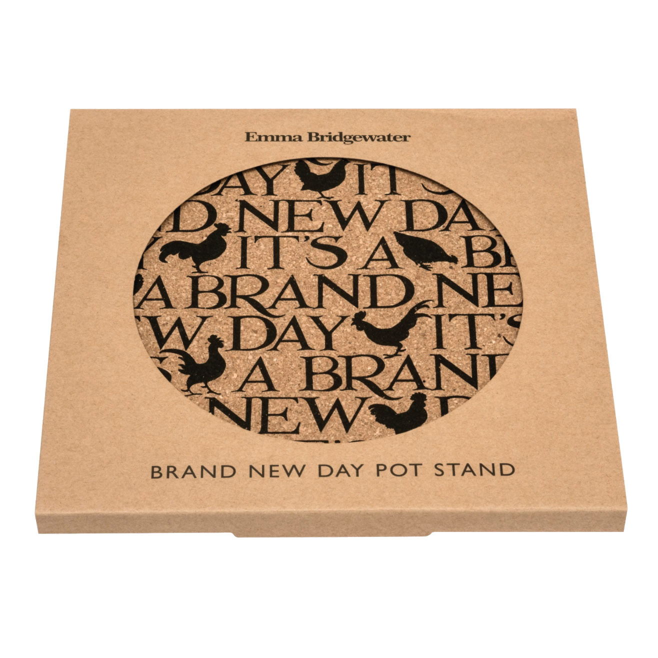 Brand New Day - Cork Pot Stand-2