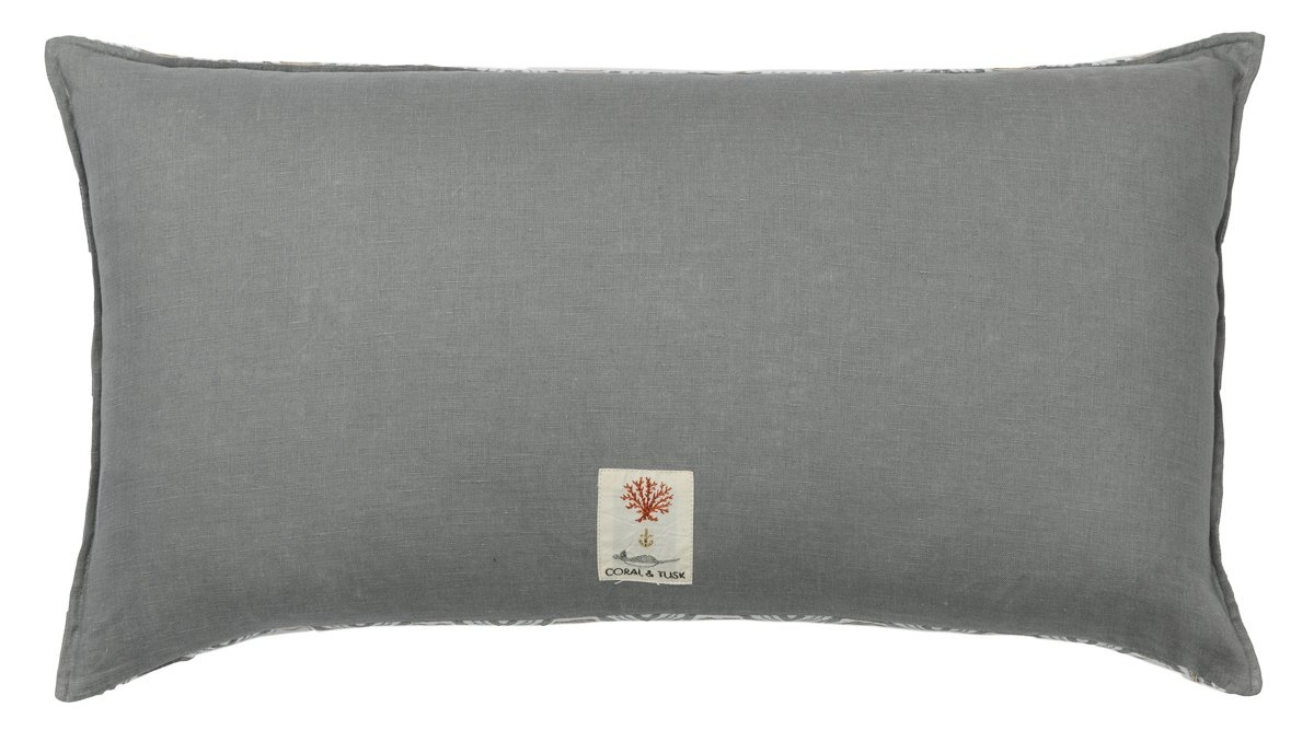 Honeycomb Appliqué Ivory Cushion-2