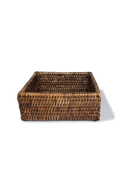 Square Napkin/Guest Towel Basket