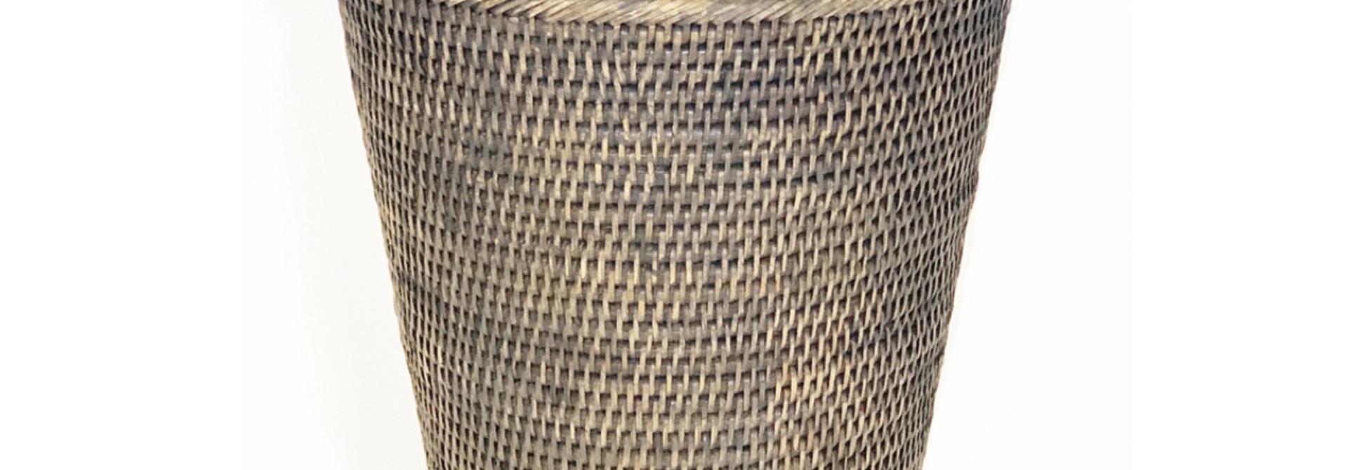 Round Waste Basket - Small