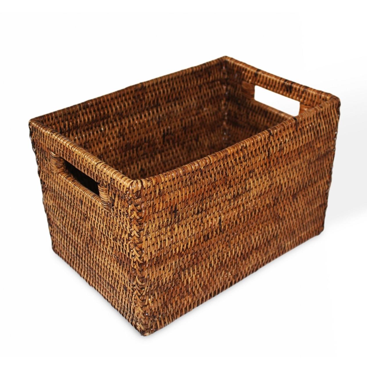 Rectangular Storage Basket-1