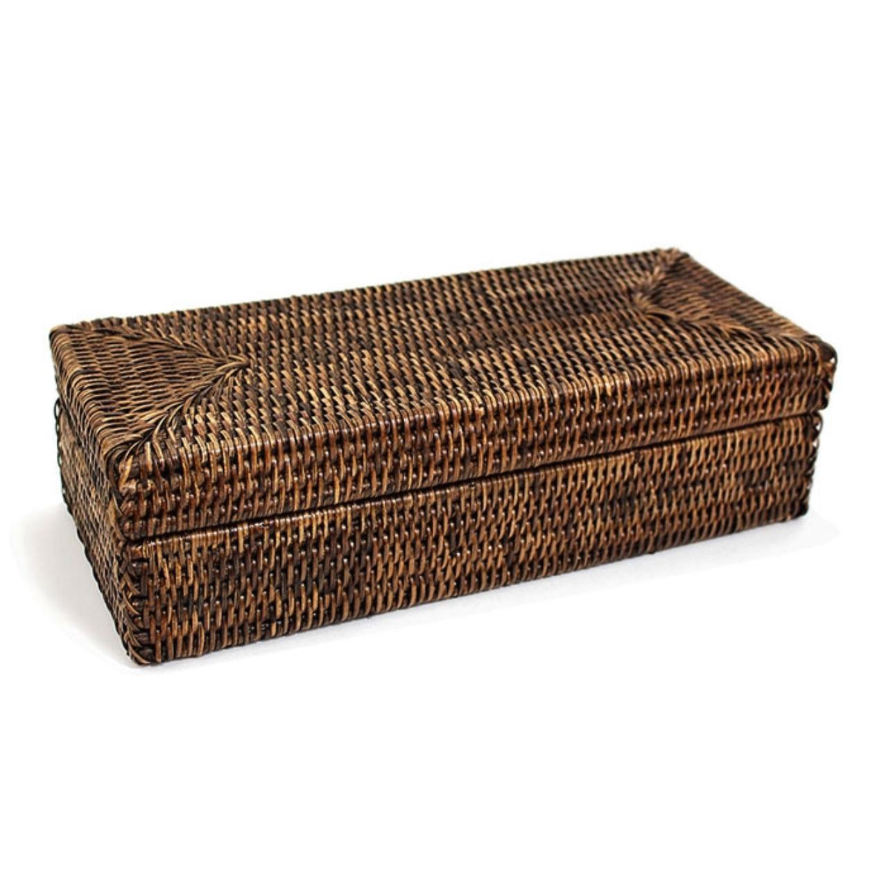 Rectangular Long Box w/Lid-1