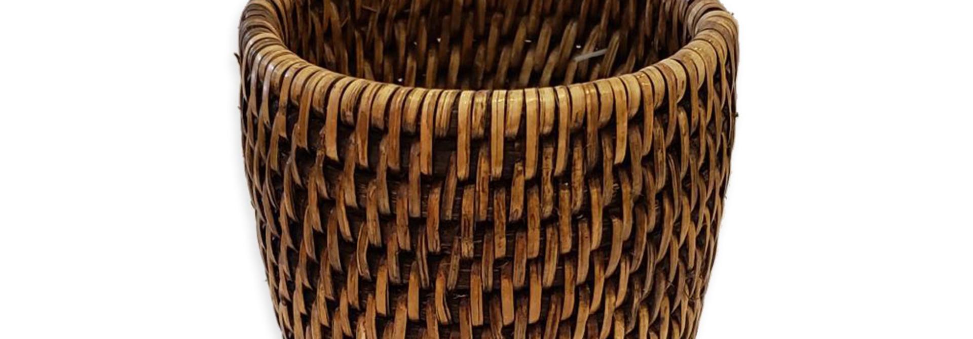 """3"""" Round Storage Basket"""