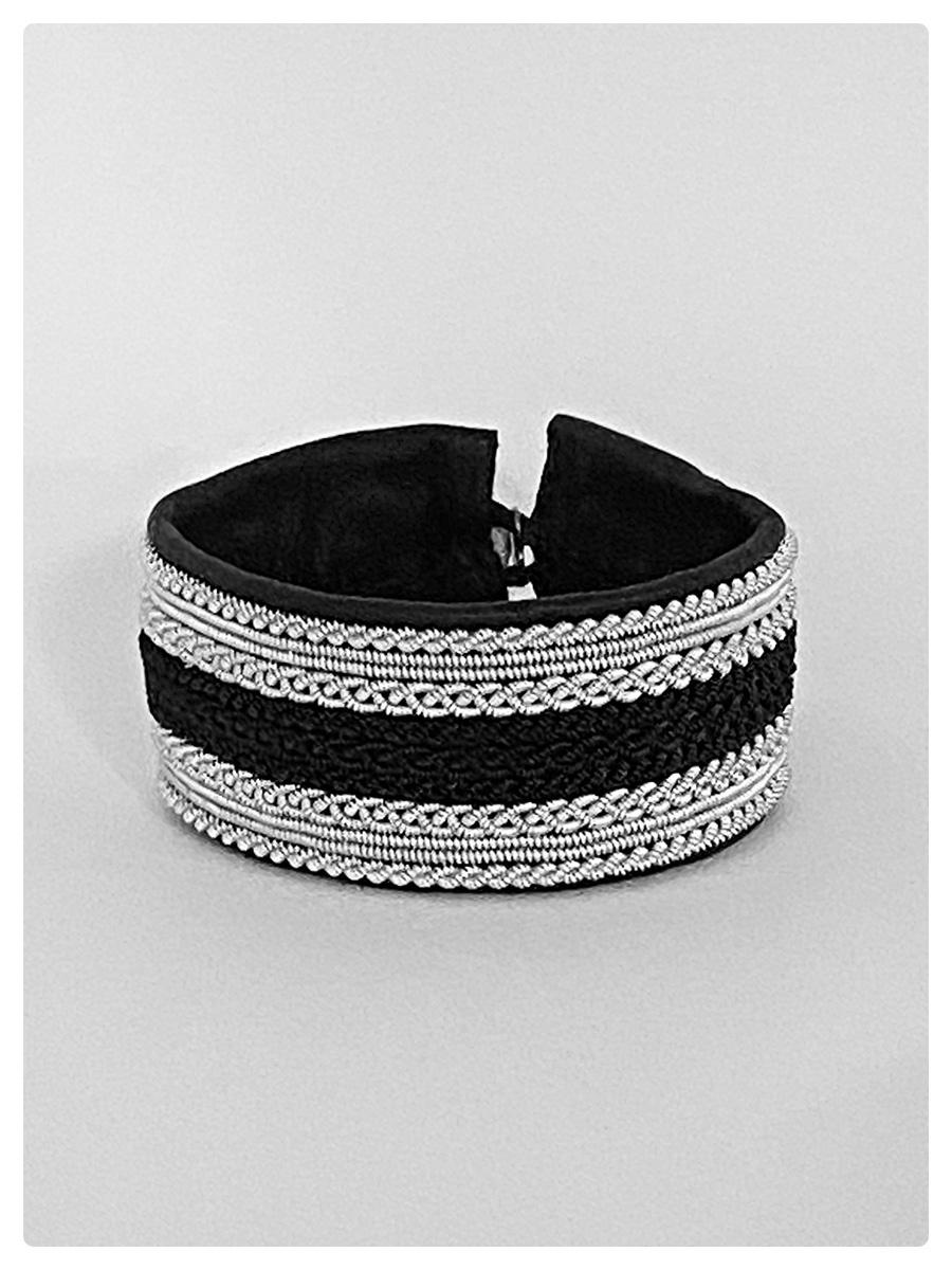 Sami Bracelet Hagar Black-1
