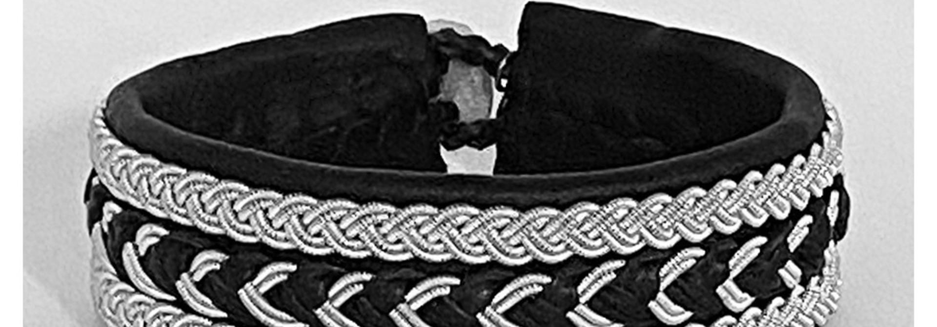 Sami Bracelet Gela Black