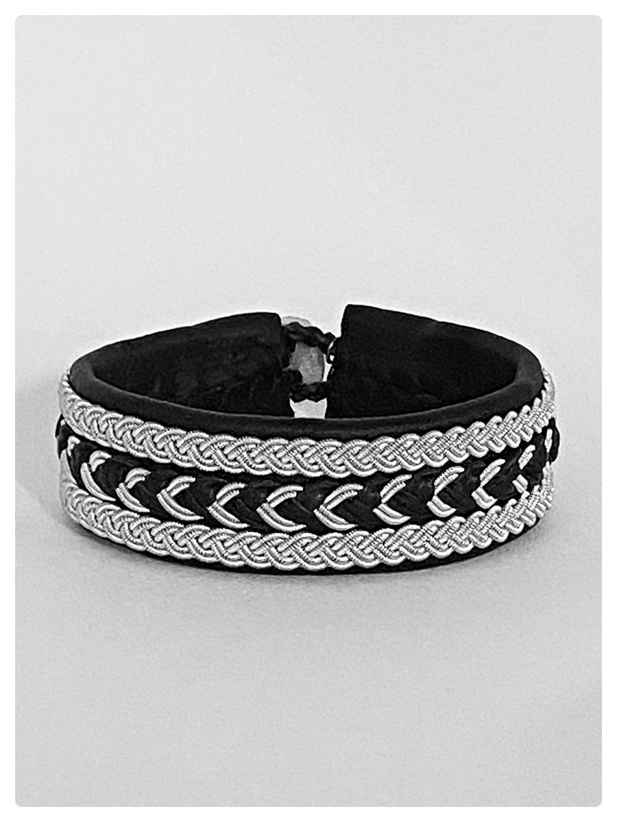 Sami Bracelet Gela Black-1