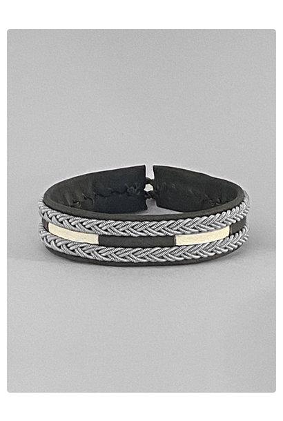 Sami Bracelet Bea Grey/White