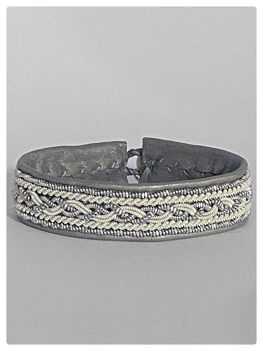 Sami Bracelet Dia Grey/Cream-1