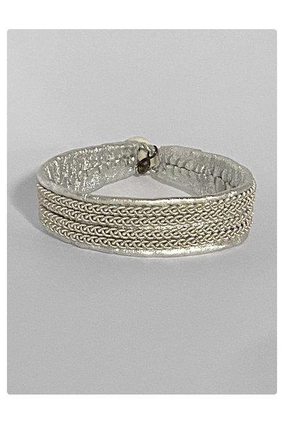 Sami Bracelet Dora Silver