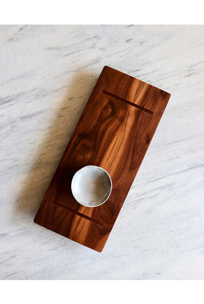 Serving Board Med - Walnut