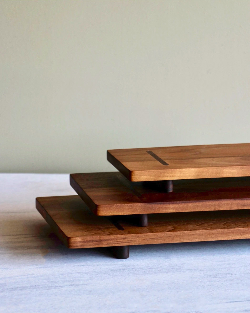 Serving Board Sm - Walnut-2