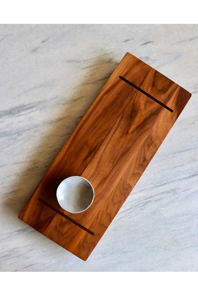 Serving Board Lg - Walnut