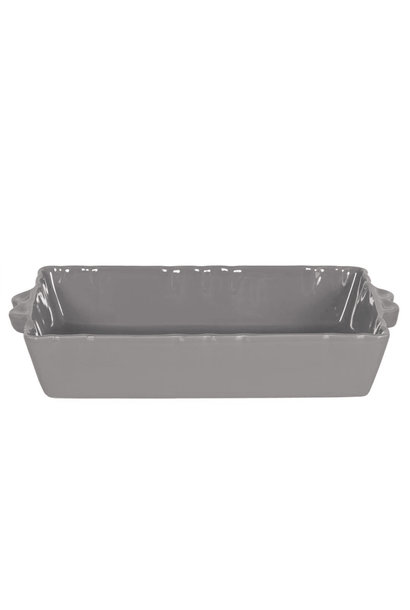Feston Oven Dish - Grey