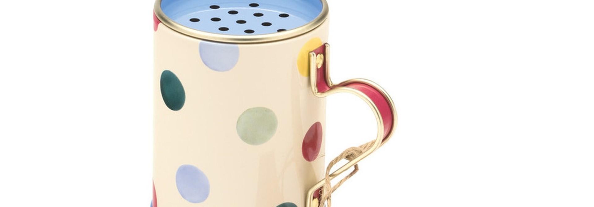 Baking Duster - Polka Dot
