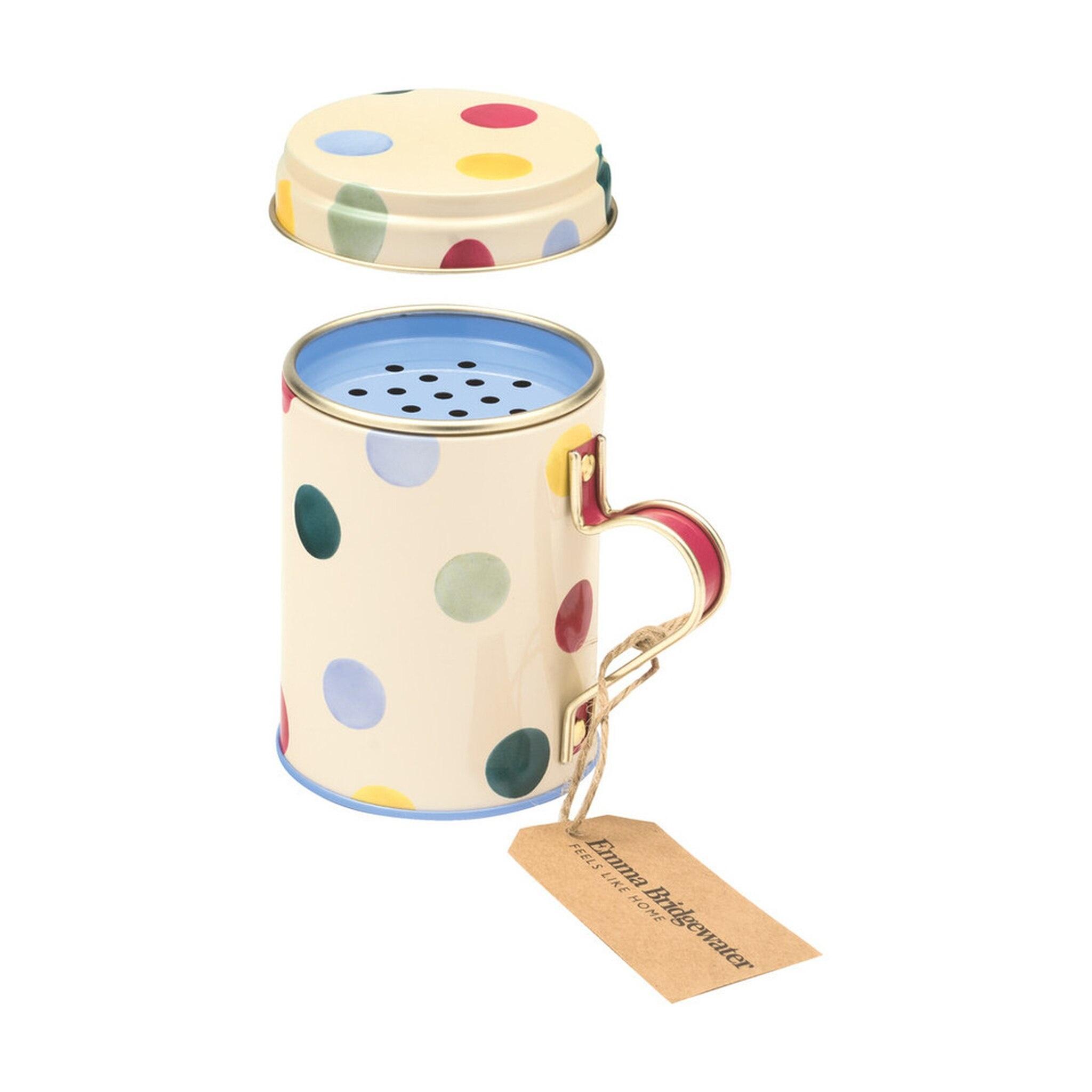 Baking Duster - Polka Dot-1